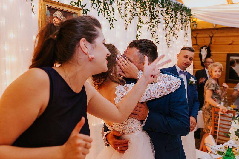 Fotograf ślubny Maków Mazowiecki | Reportaż Ślubny M + W