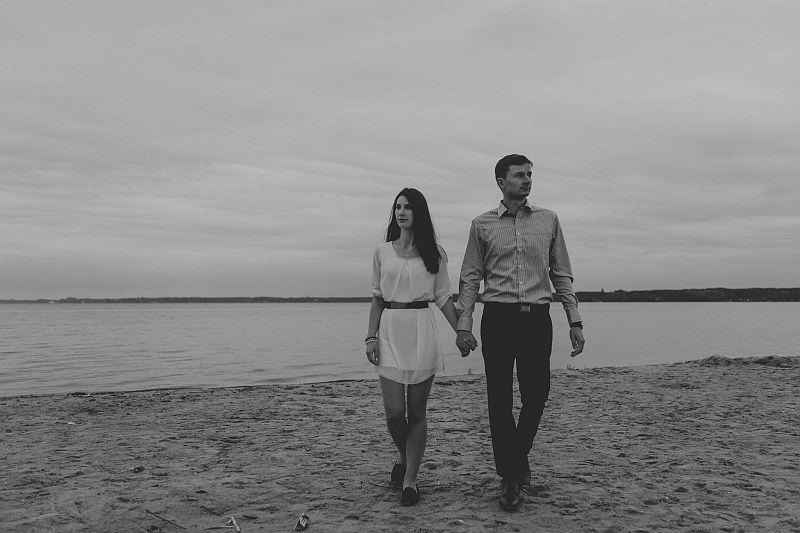 fotograf ślubny Legionowo sesja narzeczeńska nad zalewem zegrzyńskim w nieporęcie