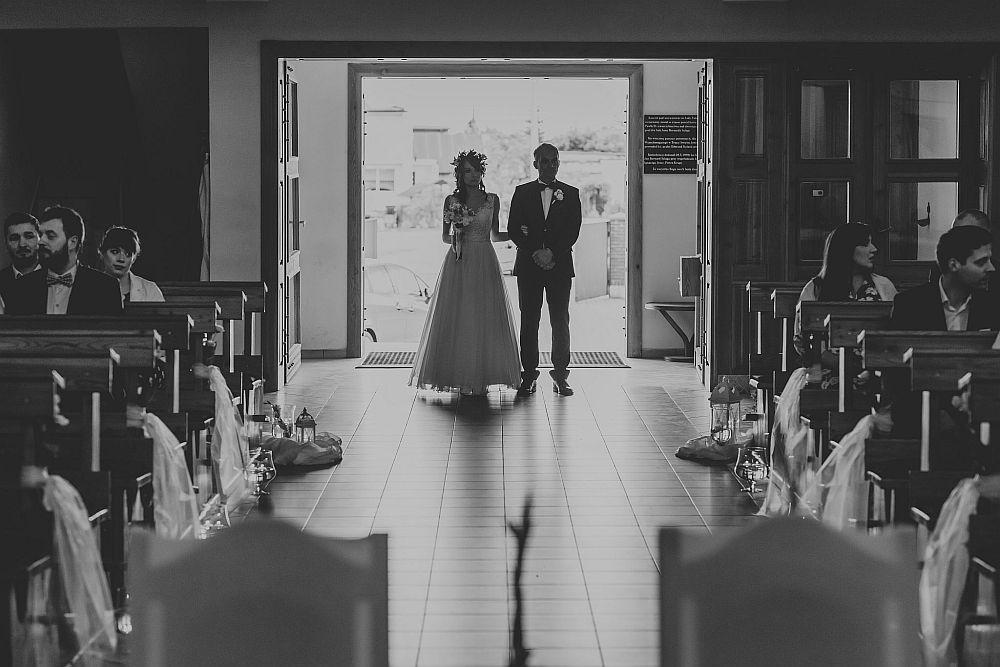 reportaż ślubny w Człuchowie fotograf