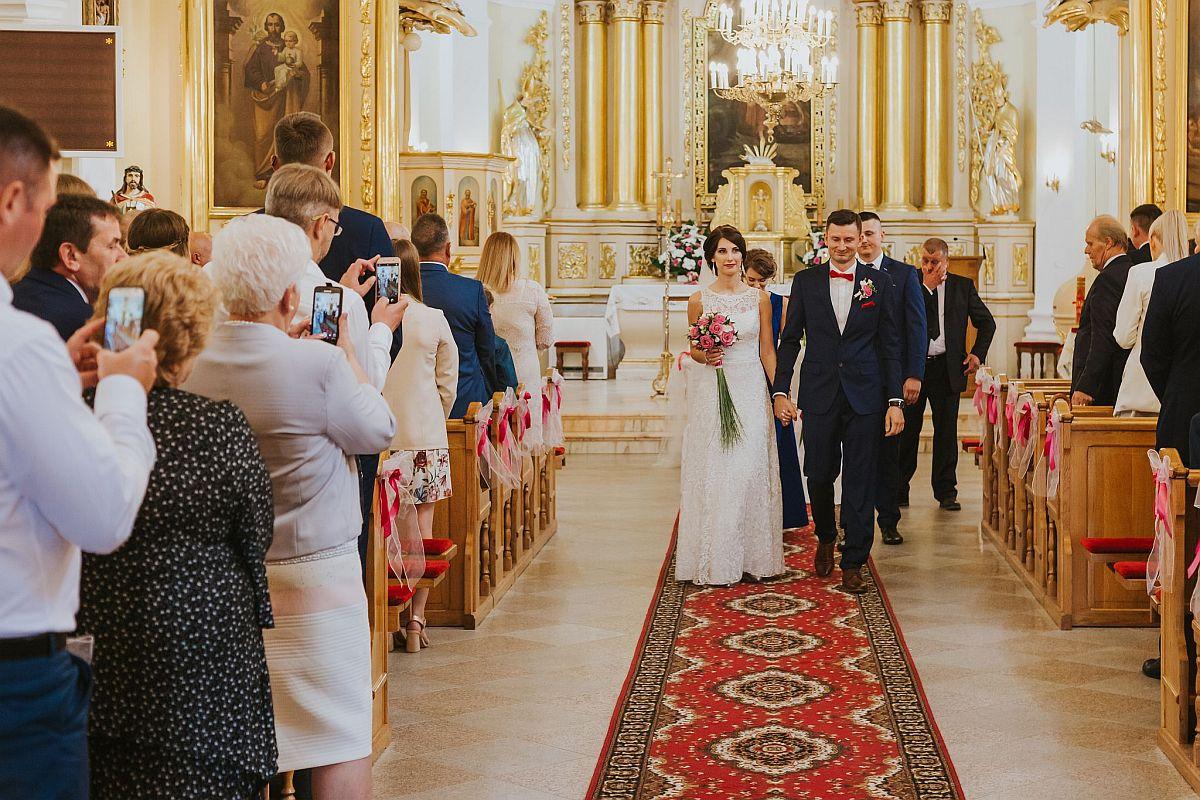 fotograf ślubny łuków, reportaż ślubny