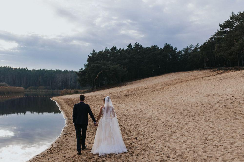 fotografia ślubna łódź, sesja ślubna łódź Kasia i Witek